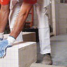 Кладка стен из газосиликатных, газобетонных блоков