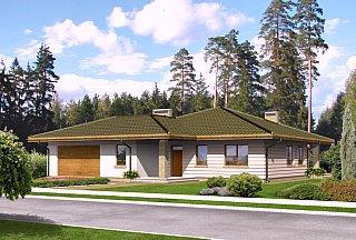 Строить дом в один этаж или в два?