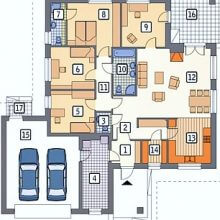 Какую площадь помещений выбрать для строительства дома?