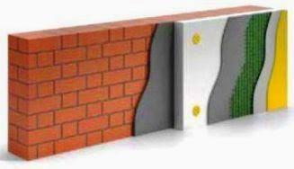Стена дешевого не дорогого дома для сурового климата