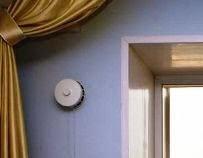 клапан вентиляции приточный в стене дома