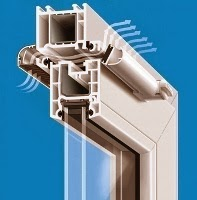 приточный клапан вентиляции в окне