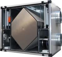 Блок вентиляции с рекуператором - общий вид