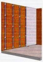 выравнивание и облицовка стены гипсокартоном