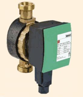 Циркуляционный насос системы горячего водоснабжения ГВС