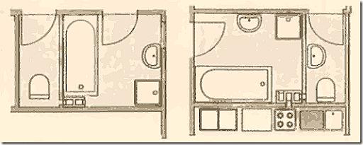 Блок вытяжных вентиляционных каналов