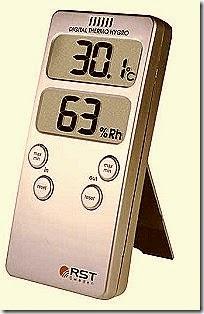 Термо-гигрометр для дома, квартиры RST-06018