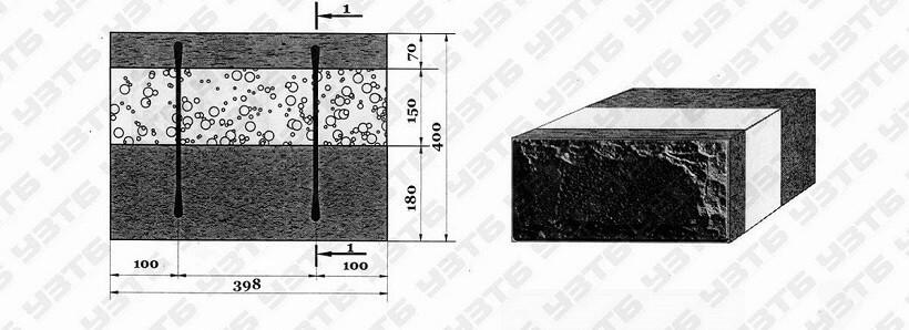 Калькулятор расчета блоков кремнегранитных