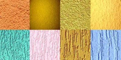 Выбор фасадной штукатурки для отделки наружных стен дома