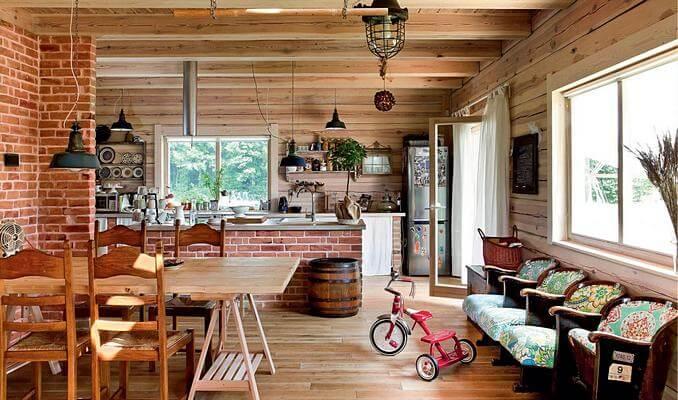 Размер окна в частном доме. фото: GREEN CANOE STUDIO