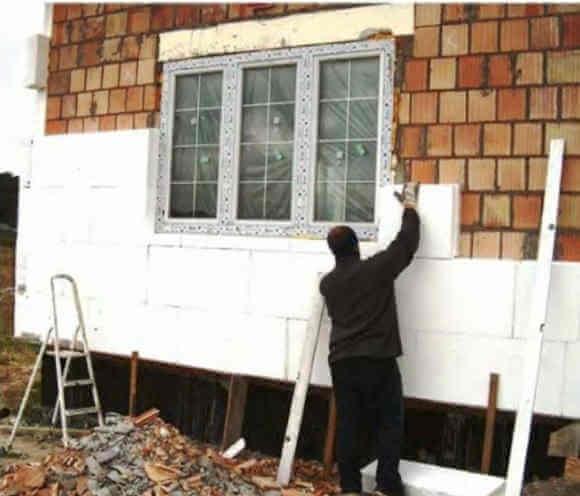 Монтаж окон в частном доме своими руками