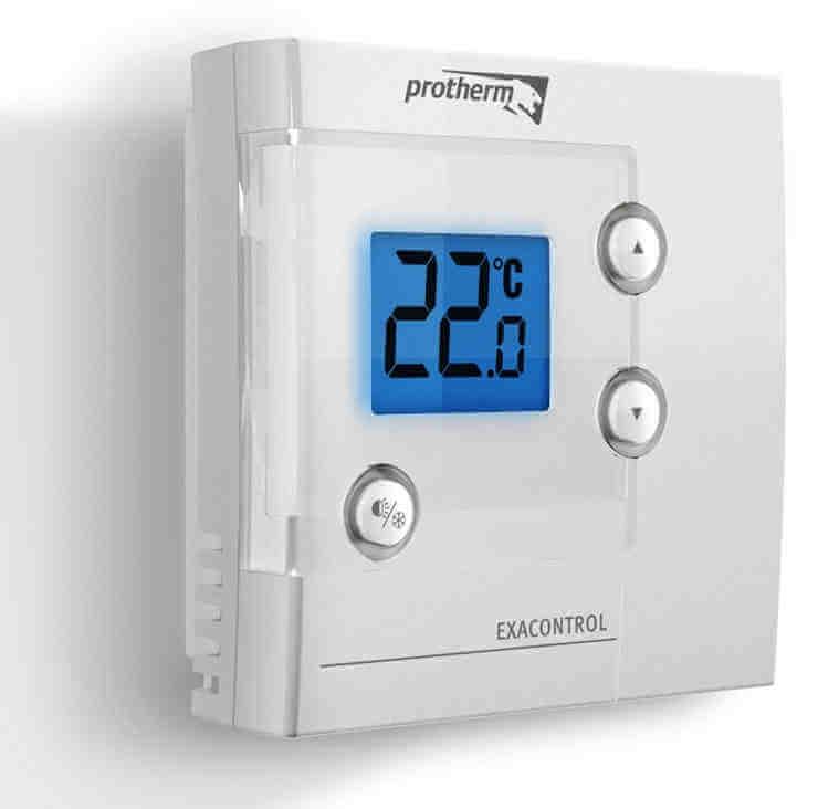 Комнатный термостат Protherm Exacontrol для газового котла