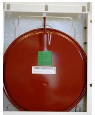 Бак мембранный расширительный газового котла отопления