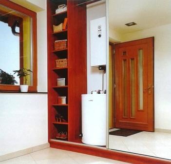 Настенный газовый котел с бойлером - оптимальный вариант для организации отопления и ГВС в квартире