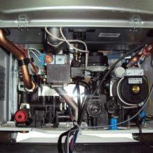 Неисправности и ошибки газового котла