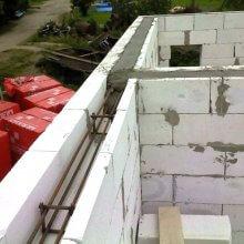 Толщина стен дома из газобетона — газосиликата