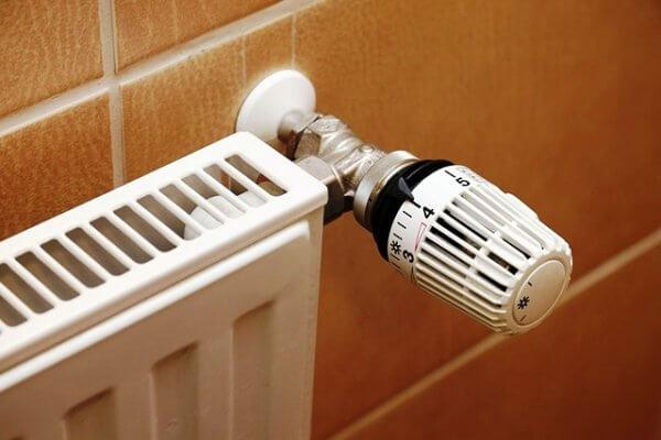 термостатический вентиль терморегулятор для радиатора
