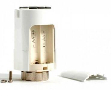 Электромеханический радиаторный термостат на радиатор отопления