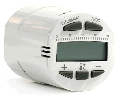 Радиаторный электронный термостат