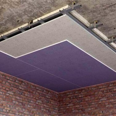 Звуко- шумоизоляция под натяжной потолок
