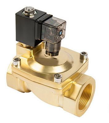 Электромагнитный клапан для ГВС с двухконтурным котлом и бойлером