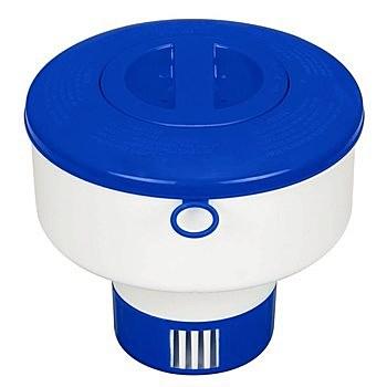 Дозатор для обеззараживания воды в колодце хлором