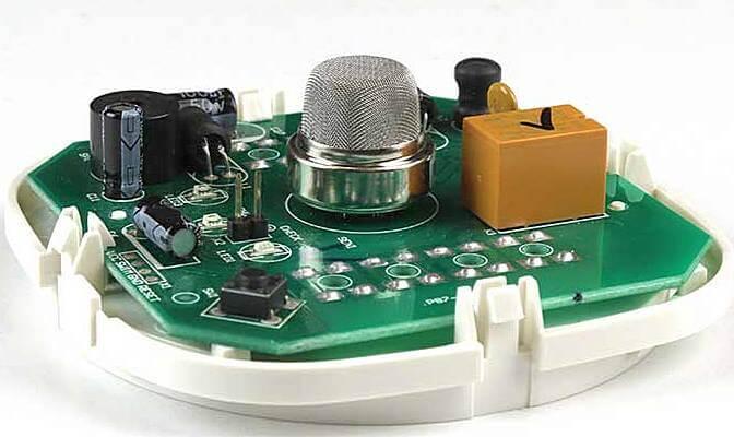 Сигнализатор контроля загазованности Honeywell датчик сенсор природного газа