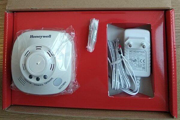 Сигнализатор контроля загазованности природным газом помещений