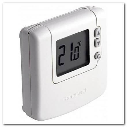 Комнатный термостат самообучающийся для газового котла